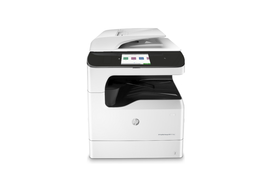 HP PageWide  MFP E77760z